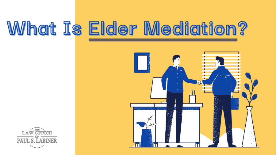 what is elder mediation